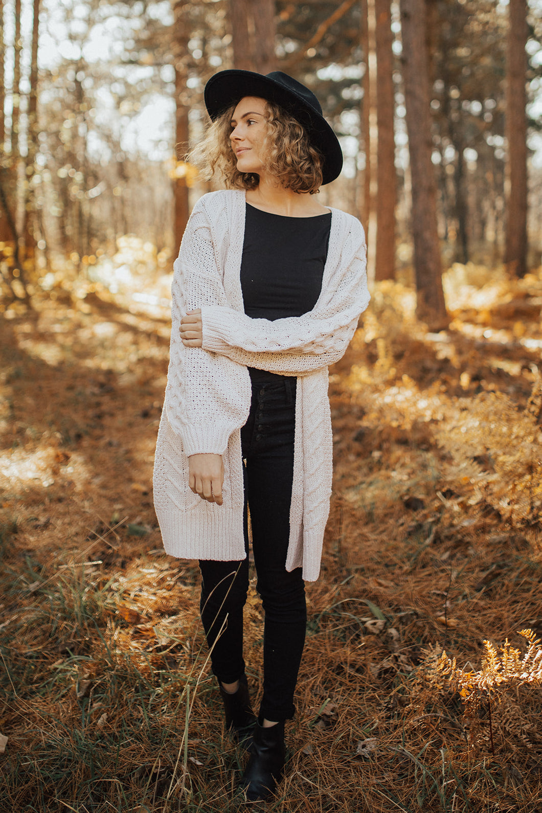The Meredith Knit Cardigan