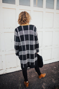 The Roxanne Knit Coat Cardigan