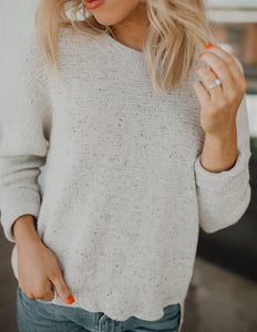 The Jade Sweater