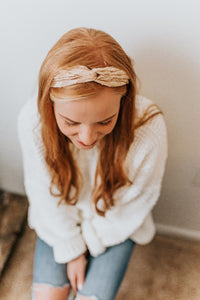 The Elisa Twist Headband