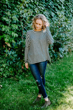 The Jolie Striped Long Sleeve *RESTOCKED*