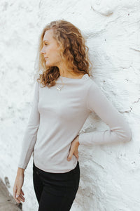 The Amanda Ribbed Top