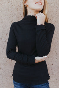 Helen Turtleneck Top