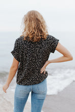 The Sadie Floral Blouse