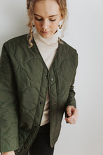 The Archer Quilted Jacket