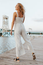 The Carson Cotton Jumpsuit