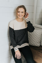 The Paisley Striped Sweater