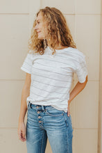 The Hudson Striped Tee