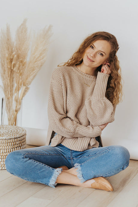 The Brooklyn Knit Sweater