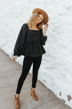 The Lorna Puff Sleeve Blouse