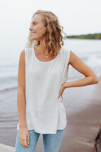 The Katie Relaxed Tank