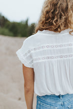 The Hadley Lace Blouse