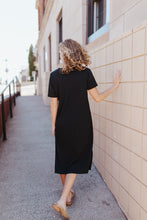 The Hannah Ribbed Knit Dress