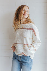 Ellen Textured Sweater