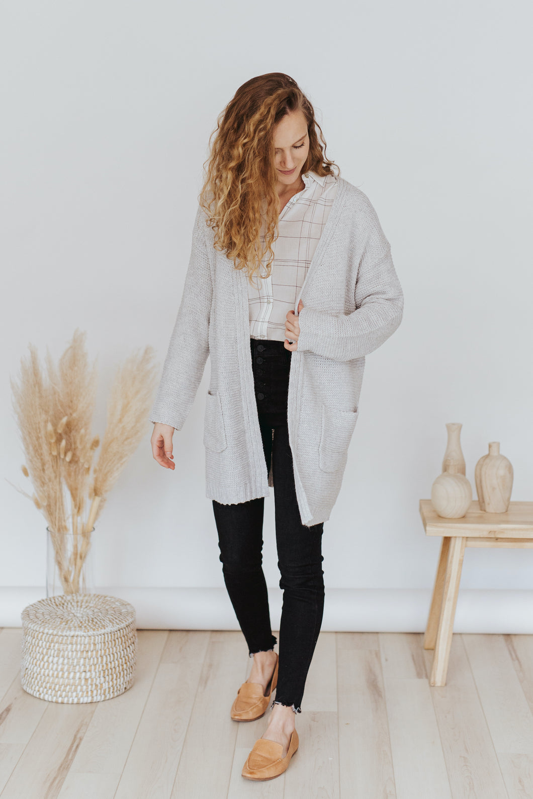 Delaney Knit Cardigan