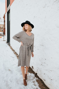 The Marlene Sweater Dress