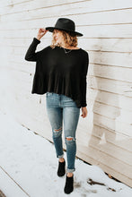 The Kayden Peplum Top