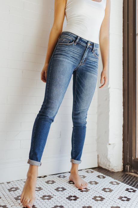 The Kate Mid-Rise Premium Jean