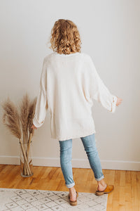 The Julia Button Cardigan