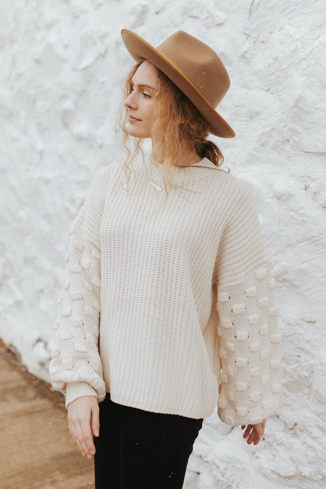 The Monica Knit Sweater