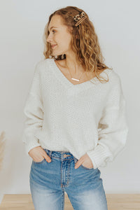 The Aria Knit Sweater