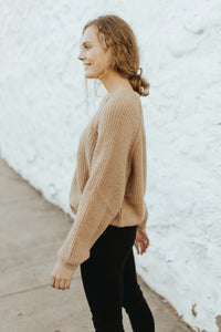 The Blake Woven Sweater