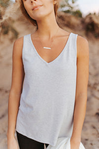 The Emma Ribbed Tank Top