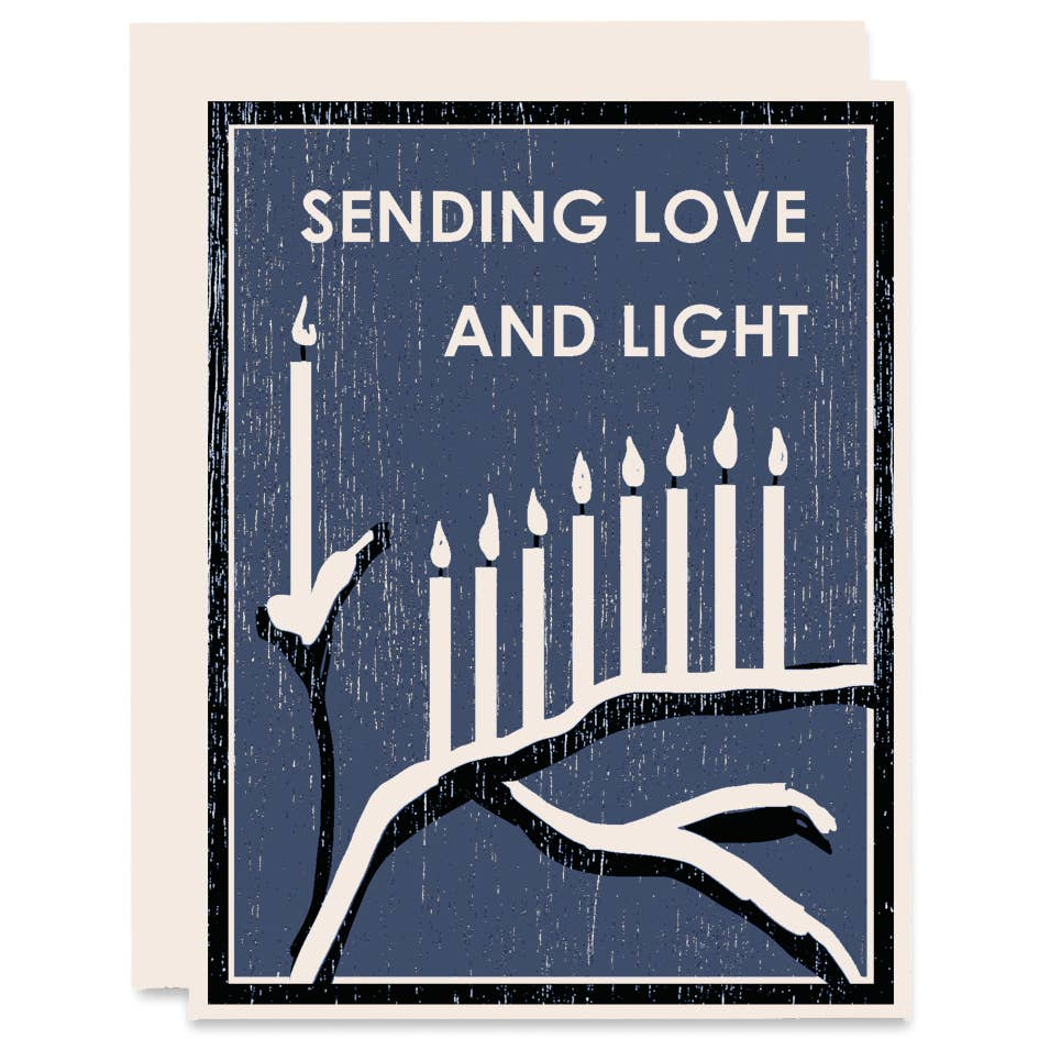 Heartell Press Sending Love and Light Card- Box of 6