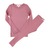 Koalav Kids Rose Dust Homewear PJ's Set