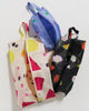 Baggu 3D Zip Pouch Set- Summer Plants & Fruits