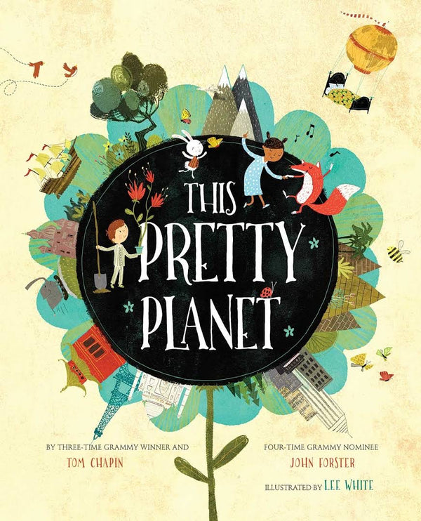 """This Pretty Planet"" signed copy"