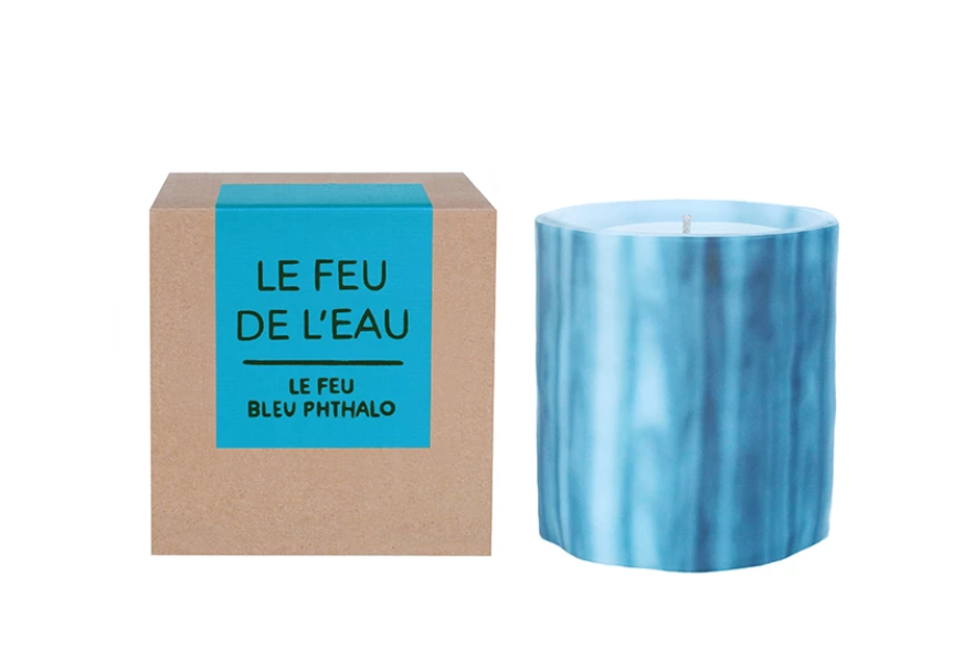 Le Feu de L'eau Night Blooming Jasmine Candle