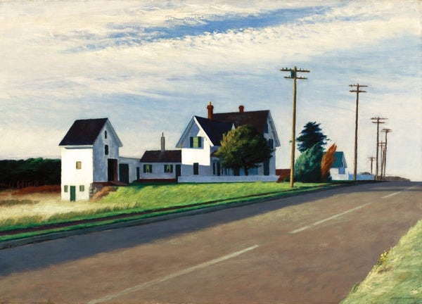 Edward Hopper: A Fresh Look on Landscape