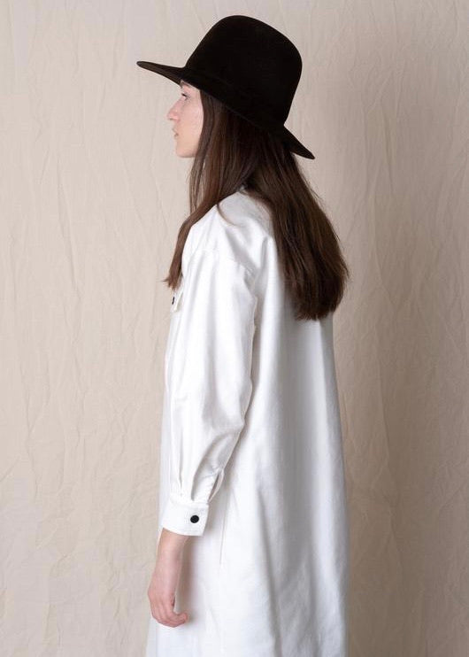 Brookes Boswell Violetto Hat