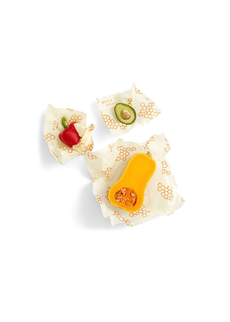 Bee's Wrap Assorted Set of 3 Sizes (S, M, L)