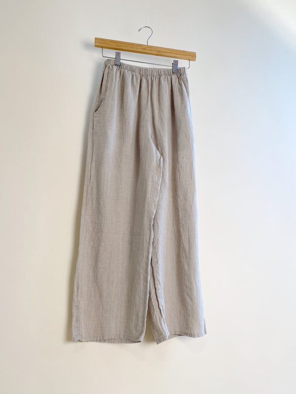 Floods Pants - Natural
