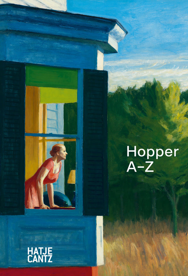 Edward Hopper A-Z
