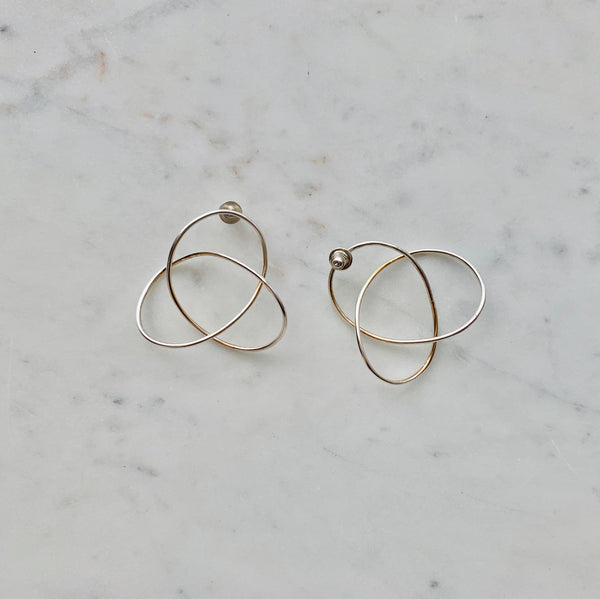 Yayaand Sterling Silver Earrings