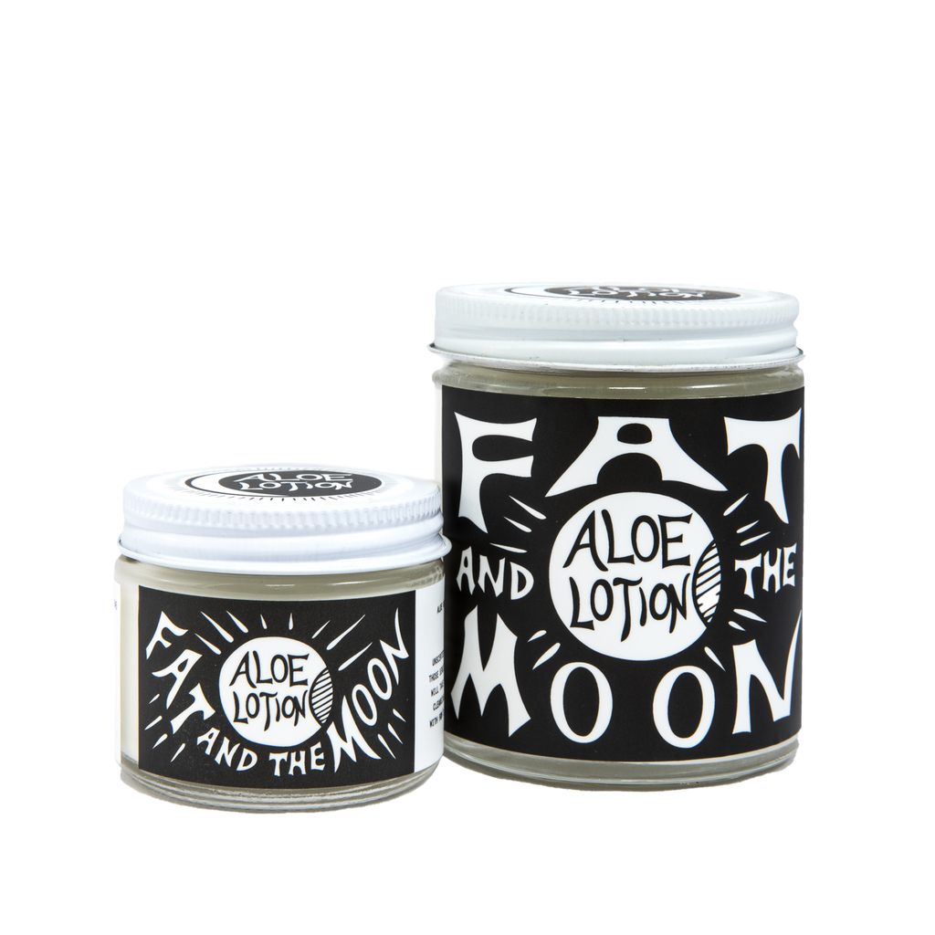 Fat and the Moon Aloe Lotion