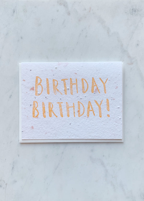 Lovewild Design Birthday Card