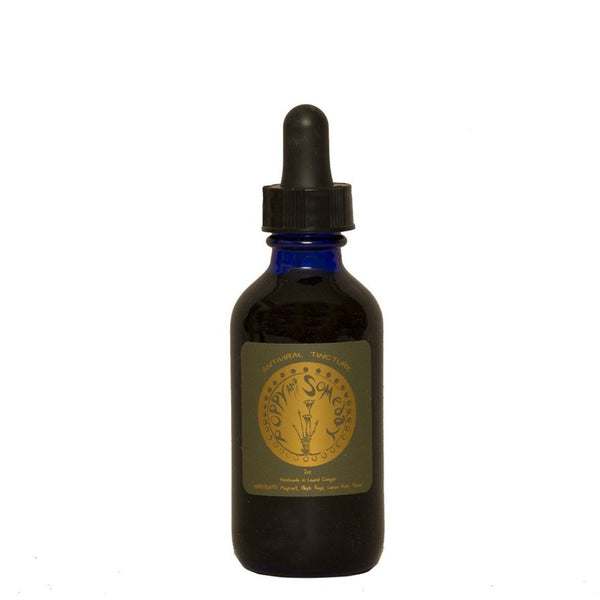 Poppy and Someday Anti-Viral Tincture