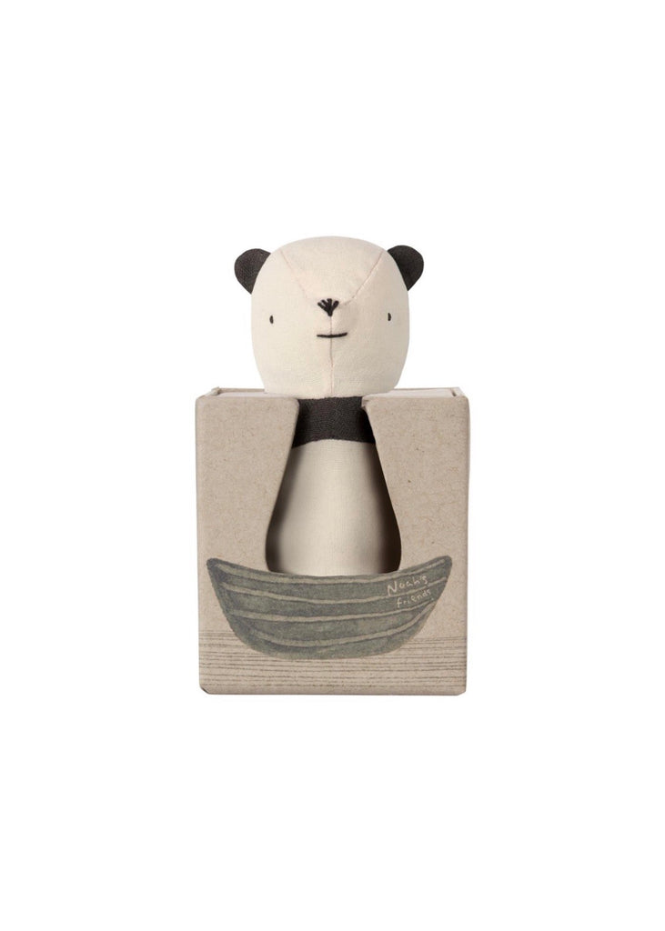 Maileg Noah's Friends Panda Rattle