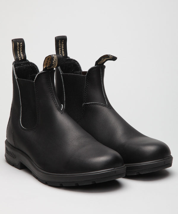 Blundstone 510 black elastic sided boots
