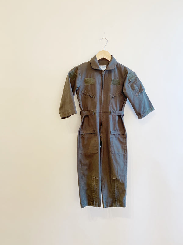 Vintage Kids Flightsuit size 4-6 years