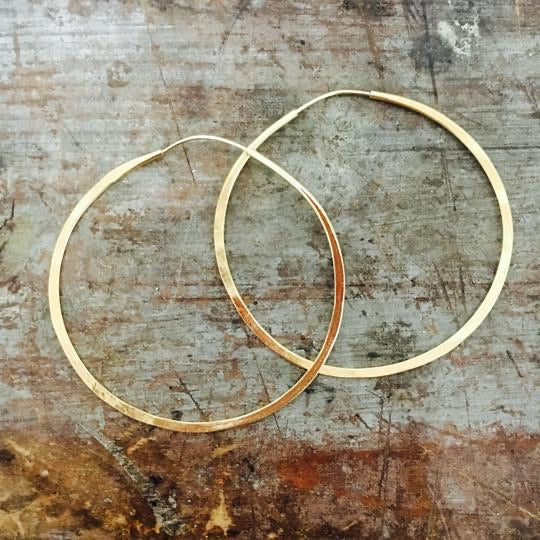 Takara Circle Hoops (small and large)