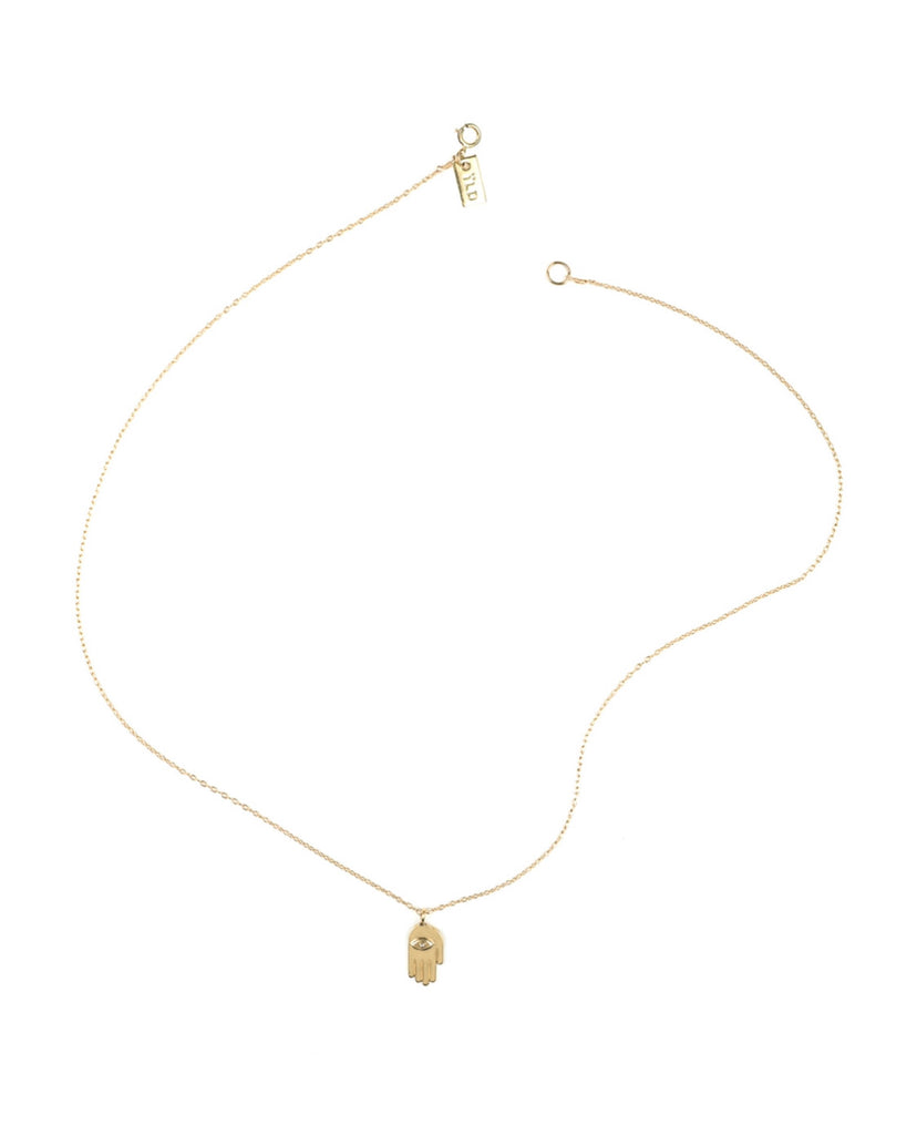 Iwona Ludyga Drift Hand Short Necklace