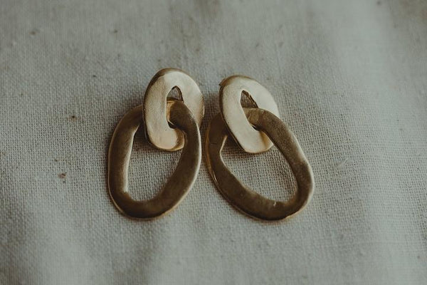 Takara Cayal Linked Earrings