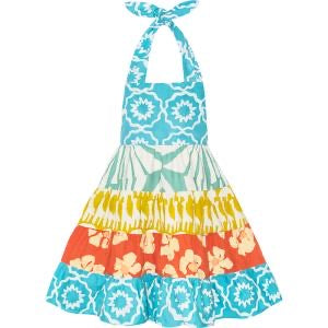 Global Mamas Girls Carousel Dress