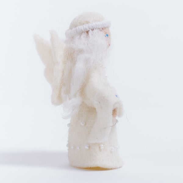 Craftspring Season's Blessing Peace Angel Ornament