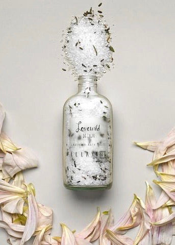 Lovewild Design Lavender Bath Salt
